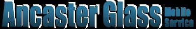 Ancaster Glass Mobile Service Logo