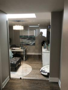 Closet Door Mirror