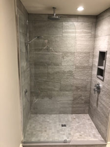 Custom Shower Glass